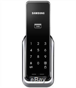 Express Samsung Ezon Shs-p520 Sans Clé Numérique Intelligent Serrure De Porte Push & Pull
