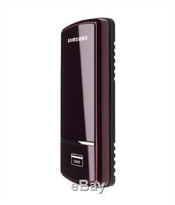 Exprimez Samsung Ezon Shs-1521 Sans Clé Numérique Intelligent Serrure De Porte
