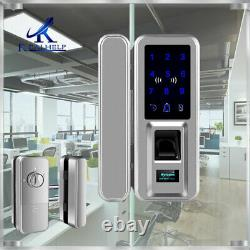 Fingerprint Lock Touchscreen Keyless Smart Lock Avec Clavier Et Écran LCD Nouveau