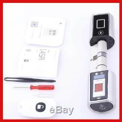 Free Dhl Serrures Sans Clé Smart Home De Serrure Biométrique D'empreintes Digitales App