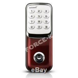 Gateman Irevo Imao T10 Sans Clé Smart Lock Numérique + IC Doorlock Passcode Key 2way