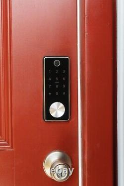 Goodlock Smart Door Lock Electronic Keyless Entry Deadbolt 5 Façons D'ouvrir