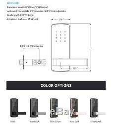 Gratuit Serrure Électronique Dhldoor Furniture Smart Lock Porte Wifi Sans Clé Bluetooth