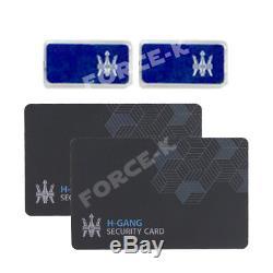 H-gang Ts700 Sans Clef Verrouillage Numérique Intelligent Pin + 4rfid Serrure + Télécommande Set De Contrôle