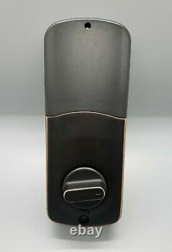 Hornbill Smart Lock Keyless Entry Deadbolt Digital Auto Lock Testé