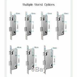 Imperméable À L'eau Extérieure Porte D'empreintes Digitales De Verrouillage Sans Clé Intelligente Code De L'app Porte Électronique