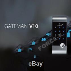 Irevo Gateman V10 Serrure De Porte Numérique Sans Clé Entrée De Sécurité Électronique Intelligente 2way