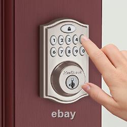 Kwikset 99140-008 Smartcode 914 Keypad Keyless Entry Zigbee Smart Lock Connecté