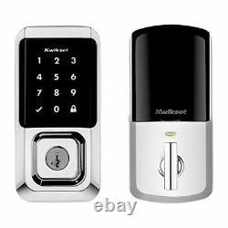 Kwikset 99390-003 Halo Wi-fi Smart Lock Keyless Entry Écran Tactile Électronique