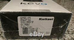 Kwikset Kevo Intelligent Sans Clé De Verrouillage De Porte Conversion Kit Bluetooth Bronze Alexa