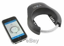Linka Smart Bicycle Smart Lock Vélo De Sécurité Sans Clé Et Rechargeable