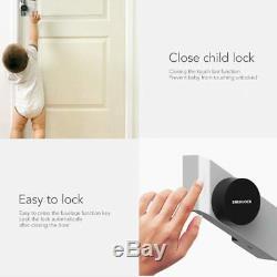 Mot De Passe D'empreinte Digitale Sans Clé Smart Lock M1 Mijia Serrure De Porte