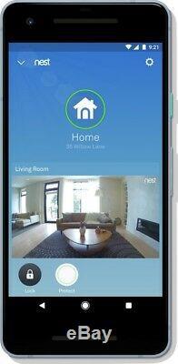 Nest Smart Wi-fi Serrure À Pêne Dormant Sans Clé Yale Lock Avec Accès À Distance Et Historique Des Accès