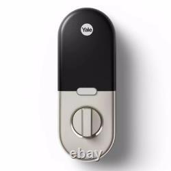 Nest X Yale Keyless Entry Smart Lock Satin Nickel