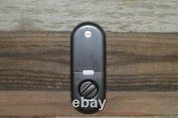 Nest X Yale Lock Smart Door Lock Huile Frottée Bronze Sans Clé (a)