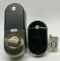 Nest X Yale -keyless Smart Lock Satin Nickel /huile Rubbed Bronze Rb-yrd540