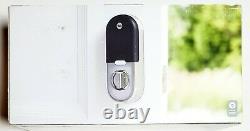 New Nest X Yale Smart Lock De Verrouillage De Porte Nickel Satiné Avec Connect Sans Clé