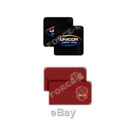 New Unicor Onu-9050s Sans Clé Smart Lock Numérique Mortaise Serrure Passcode + 4 Rfid