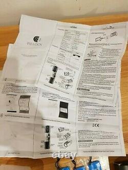 Nous Verrouillons L5cp+b Smart Cylinder Lock Keyless Entry Bluetooth Voir La Description