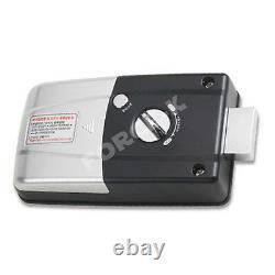 Nouveau Evernet En570-t Keyless Lock Smart Digital Doorlock Passcode+4 IC Keys 2way