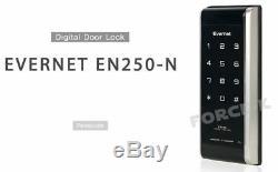 Nouveau Evernet Sans Clé De Verrouillage En250-n Numérique Intelligent De Sécurité D'entrée Passcode Serrure