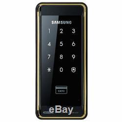 Nouveau Samsung Shs-d530 Serrure De Porte Intelligente Avec Touche Ezon Numérique Key Touch Avec 2ea Key-tags