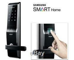 Nouveau Samsung Shs-h700 Serrure Numérique Smart Keyless Touch Serrure De Porte Avec Des Clés