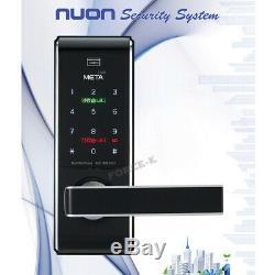 Nouveau Sans Clé De Verrouillage Nuon I-500 Numérique Intelligent Mortaise Passcode + Serrure 4 Rfid 2way