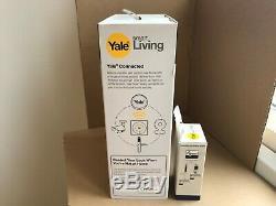 Nouveau Sans Clé Yale Connected Écran Tactile Smart Wireless Door Lock + Z-wave Mod