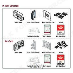 Nouvel Evernet Choice-t Serrure De Porte Numérique Intelligente Portes De Sécurité Électroniques Sans Clé