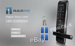 Numérique Intelligent Buildone Bo-serrure D3000sk Sans Clé Goupille + Rfid + Mécanique Clé