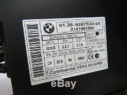 Oem 2015-2016 Bmw Z4 E89 28i N20 Engine Computer Dme Cas 3 Jeu De Clés 13k 14921 D17