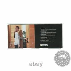 Open Box Niveau C-l14u Touch Edition Keyless Entrée Smart Lock In Matte Black