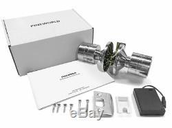 Pineworld Bluetooth Smart Électronique Numérique De Verrouillage De Porte, App Code Clavier Sans Clé
