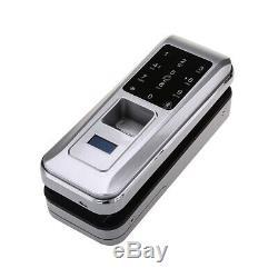 Porte D'empreintes Digitales De Verrouillage Sans Clé Biométrique Écran Tactile Numérique Smart Home Sécurité