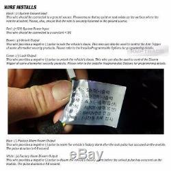 Porte Tactile Numérique Smart Key Verrouillage Déverrouillage Aux Relais Kit Sans Clé Pour Chevrolet
