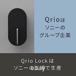 Qrio Smart Lock Porte D'accueil Sans Clé Q-sl2 Sécurité Du Corps At0405