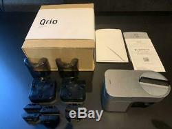 Qrio Smart Lock Sans Clé Accueil Porte Avec Téléphone Intelligent Qsl1 F / S En Provenance Du Japon
