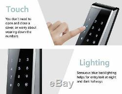 Samsung Ezon Numérique Intelligent Système De Verrouillage Sans Clé D'empreintes Digitales Tactile Shs-h700