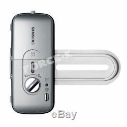 Samsung Porte En Verre Shs-g510 Verrouillage Numérique Intelligent Sans Clé