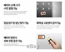 Samsung Shs-2920 Smart Security Premium Digital Sans Clé De Verrouillage De Porte Soins À Domicile Ru