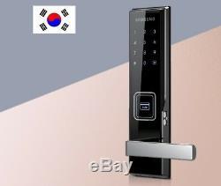 Samsung Shs-h530 Serrure De Porte À Serrure Intelligente Et À Sécurité Numérique