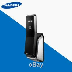 Samsung Shs-p520 Premium Keyless Digital Serrure De Porte Intelligente Serrure Extérieure Push Extérieure