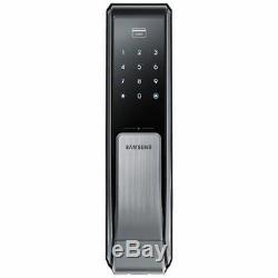 Samsung Shs-p710 Key Less Serrure De Porte Intelligente Digitale Avec Porte-clés 2ea