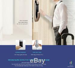 Samsung (shp-dp728) Intelligent Sans Clé Intelligente D'empreintes Digitales De Verrouillage De Porte