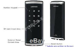 Sans Clé De Verrouillage Evernet Lh350-n Numérique Intelligent Électronique Passcode Les Serrures De Portes