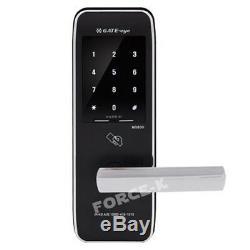 Sans Clé De Verrouillage Gate-eye Ms830 Numérique Intelligent + Passcode Entrée Serrure Carte Rfid 2way