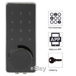 Sans Clé Numérique Intelligent De Verrouillage De Porte Tactile Mot De Passe App Clé De Sécurité