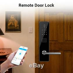Sécurité Par Mot De Passe De Verrouillage De Porte Bt-smart Écran Tactile Électronique Étanche Sans Clé