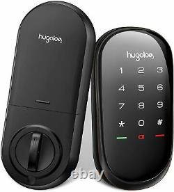 Sécurité Smart Entry Électronique Numérique De Verrouillage De Porte Clavier Sans Clé Automatique Bluetooth